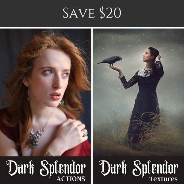 Dark Splendor Bundle before